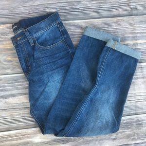 Joe Fresh jeans size 26 (2) Slouchy coupe jeans